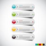 Calibres d'Infographic pour le vecteur d'affaires illustration libre de droits