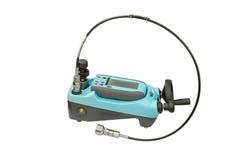 Calibreur pour des sondes. photographie stock