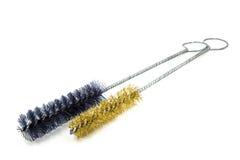 Calibro della spazzola Fotografia Stock
