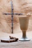 Calice di vino Fotografie Stock Libere da Diritti