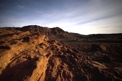 Calico Basin Royalty Free Stock Images