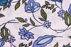 Calico fabric Royalty Free Stock Images