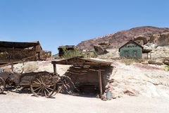 Calico Ghost Town, California Stock Image