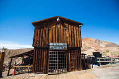 Calico the ghost town Royalty Free Stock Image