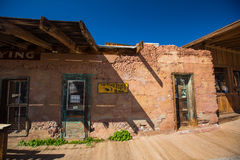 Calico the ghost town Royalty Free Stock Photos