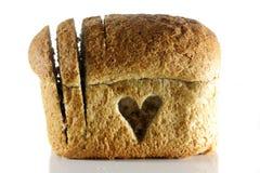 Calidad del pan integral Foto de archivo