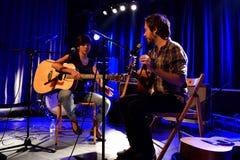 Calido Home (band) performs at Apolo venue Royalty Free Stock Photo