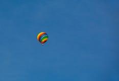 Caliente, aire, globos, uno Fotos de archivo libres de regalías