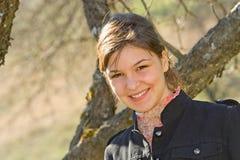 Caliente la sonrisa 2 Fotos de archivo libres de regalías