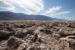 Califórnia, o Vale da Morte nave EUA américa Deserto arid imagens de stock royalty free
