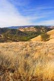 Califonrian prairie. Californian prairie (east of San Francisco Stock Photo