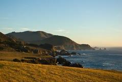 califorania wybrzeże zachód Zdjęcia Stock