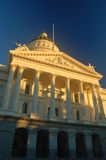 californai budynek kapitolu Zdjęcie Royalty Free