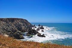 Californië, de Verenigde Staten van Amerika, de V.S. Stock Fotografie