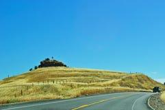 Californië, de Verenigde Staten van Amerika, de V.S. Royalty-vrije Stock Afbeelding