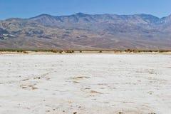 california śmierci krajobraz nieżywi usa dolinny obraz stock