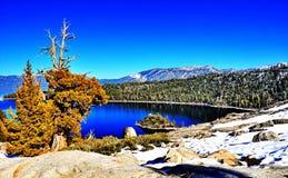 california Лаке Таюое Стоковое Изображение RF