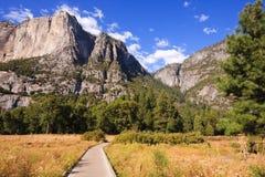 california падает yosemite Стоковое Изображение RF