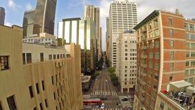 California aérea Los Ángeles almacen de metraje de vídeo
