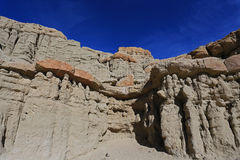 California Badlands Stock Images