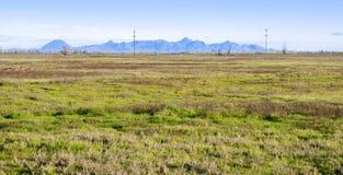 california bagna środkowi dolinni zdjęcia stock