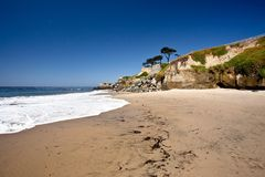 California beach Stock Photos
