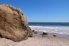 California beach Royalty Free Stock Photos