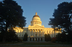 California Capitol Royalty Free Stock Image