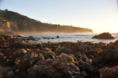 California Cliffs Stock Image