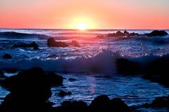 California Cliffs royalty free stock photography