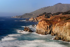 California coast Royalty Free Stock Photo