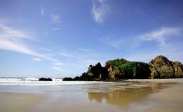 California Coast. At Big Sur, USA Stock Image