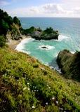 California Coast. At Big Sur, USA Royalty Free Stock Photos