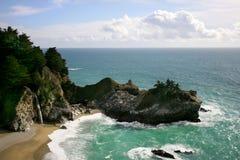 California Coast. At Big Sur, USA Stock Images