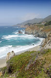 California coast Stock Images