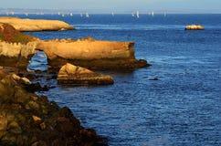 California Coast Royalty Free Stock Photography