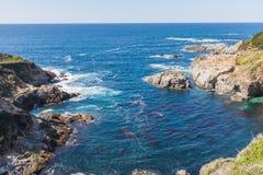 California Coast Landscape Stock Photo