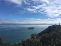California coast Point Loma