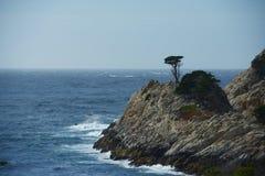 california coast Stock Image