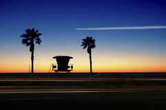 Free California Coastal Landscape. Royalty Free Stock Image - 18005306