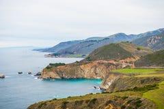 California coastal route 1 Stock Photos