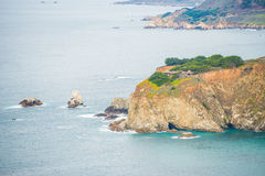 California coastal route 1 Royalty Free Stock Image