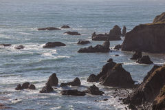 California Coastal Scenery 1 Royalty Free Stock Photos