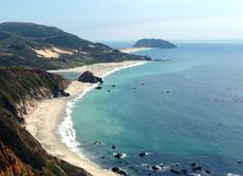 California Coastline Stock Photography