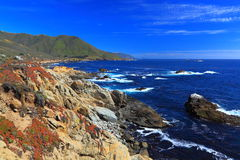 California Coastline Royalty Free Stock Photo