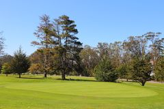 California country club Royalty Free Stock Images