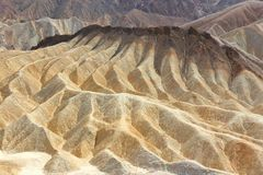 California - Death Valley Stock Photography