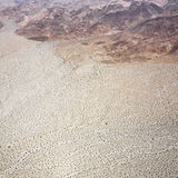 California desert Royalty Free Stock Image