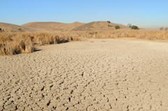 California Drought 1 Stock Image