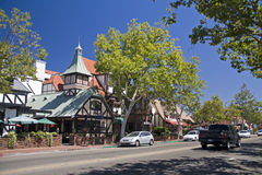 california duński solvang miasteczko Fotografia Royalty Free